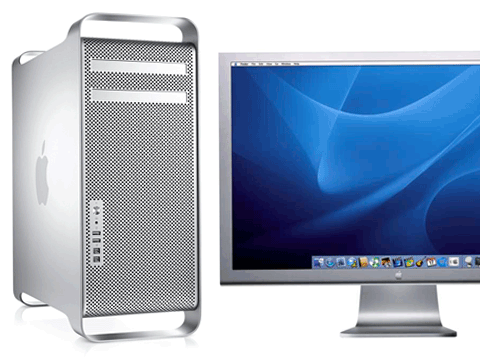 Pro Solutions Mac Pro and Monitor