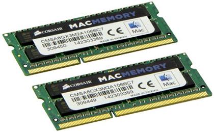 Mac Upgrades More Memory
